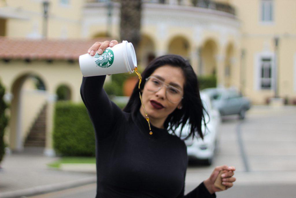 Geldverschwendung Starbucks